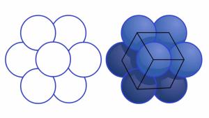 Genesis Pattern - Cube