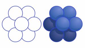 Genesis Pattern - Egg of life 1